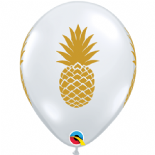 Pineapple - 11 Inch Balloons 25pcs